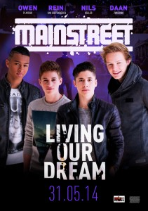 Living Our Dream Poster MainStreet